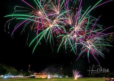 Nowra Show Fireworks-2