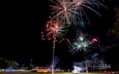 Nowra Show Fireworks