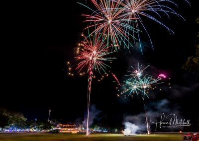 Nowra Show Fireworks-3