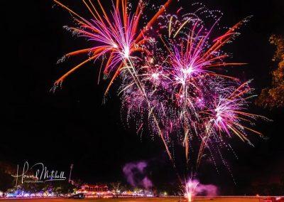 Nowra Show Fireworks-4